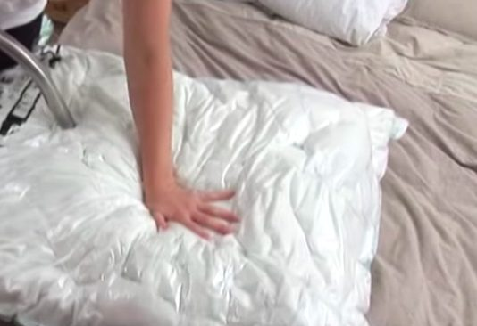 Can You Vacuum Pack a Duvet